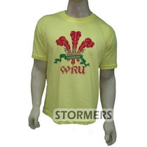 Remera Rugby Gales (lions Xv)