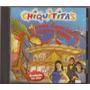 Chiquititas Cd Las Nuevas Canciones Del Teatro 2000 Cd Nuevo