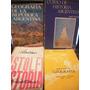 Lote X 4 Libros Escolares Secundarios, Historia/ Geografia