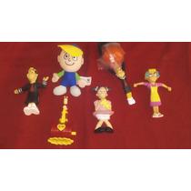 El Chavo Mc Donalds Coleccion Set 6 Muñecos Nuevos