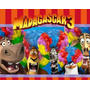 Kit Imprimible Candy Bar Golosinas De Madagascar 3 Unico