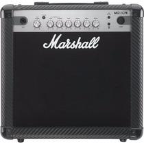 Amplificador De Guitarra Marshall Mg-15cfr 15w 2 Ch Reverb