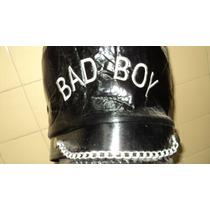 Cotillon Galera Con Visera Bad Boy