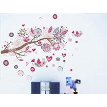 Vinilos Importados - Spring Birds - 60cm X 90cm Sugerido