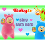 Kit Imprimible Candy Bar Golosinas Billy Bam Bam De Babytv