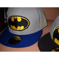 Gorra New Era Batman Vs Superman Skate Liga De La Justicia!