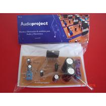 Modulo Amplificador 100 Watts Reales Rms