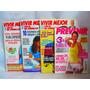 Lote De 4 Revistas Vivir Mejor Nro 96, 87 Y 43 Y Prevenir