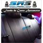 Funda Cubre Asiento Cuero Automotor T/búfalo Renault Sandero