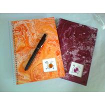 Libro De Firmas Cuaderno Artesanal