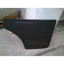 Tapizado Puerta Trasera Fiat 147 Negro