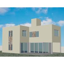 Planos De Casas - Diseño Estratégico De Su Vivienda $40 X M2