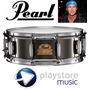 Redoblante De Metal Pearl Chad Smith Signature 14x5 Cs-1450