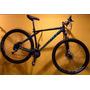 Bicicleta R-29 20 Aluminio Gt Karakoram Sport Hid 27v Negro