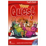 Your Quest 1 - Stundent's Book + Activities - Macmillan