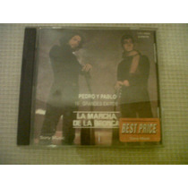Cd- Pedro Y Pablo- 16 Grandes Exitos-made In Canada