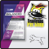 Vital Can Balanced Puppy Medium Y Large X 20kg