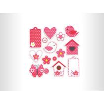 Vinilos Decorativos Pack De Niñas