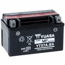 Bateria Yuasa Ytx7a-bs Urquiza Motos