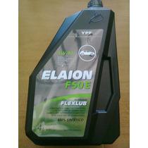 Aceite Lubricante Ypf Elaion F50e 5w30 X 4lts Sintetico