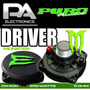 Driver Monster Dx500 250w + Calcos De Regalo !! Puroaudio