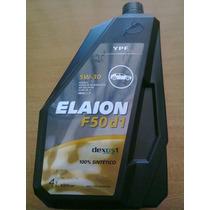 Aceite Lubricante Ypf Elaion F50(d1) 5w30 X 4lts Sintetico