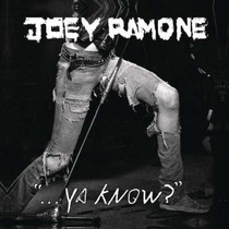 Joey Ramone Ya Know Promotional Made In Usa Cd Clasico Punk