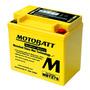 Bateria De Gel Agm Motobatt Ytz7s -mbtz7s Quadflex Calidad