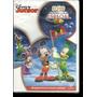 La Casa De Mickey Mouse Aventura Espacial Dvd Nuevo Cerrado