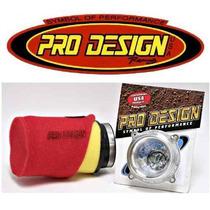 Filtro Aire Pro Design Pro Flow Honda Trx 450