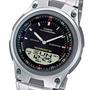 Reloj Casio Aw-80d Telememo Alarma Pila 10 Años Wr 50 Mts