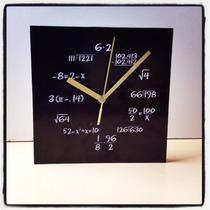 Reloj Moderno 25x25cm Oferta!!!