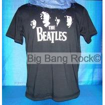 Remera The Beatles Talle L Large (52 X 70 Cm) Big Bang Rock
