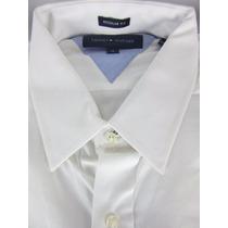 Camisa Tommy Hilfiger Talle L 32-33 Usa 100% Original