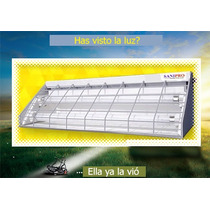 Trampa De Luz Mata Insectos Moscas Mosquitos 150 M². 15 Wat