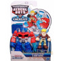 Juguete Para Niños Transformer Rescue Bots Optimus Y Cody