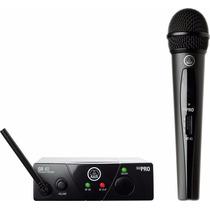 Microfono Inalambrico Akg Wms40 Pro Mini