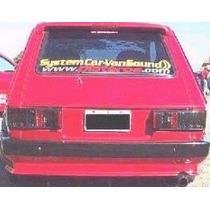 Fiat 147 Spoiler Trasero Sport. Dejalo Deportivo