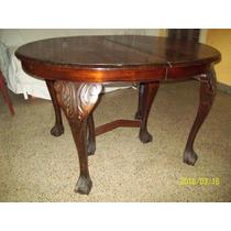 Mesa estilo chippendale mesas en muebles antiguos usado Mercadolibre argentina muebles usados