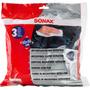 Sonax Microfibras Premium (pack De 3) 40 X 40 Cm Cada Una
