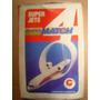 Juego De Naipes Match 4 - Super Jets (completo)