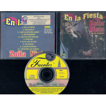 Zoila Nieto Y Su Orquesta En La Fiesta Cumbia Colombiana Cd