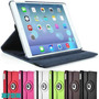 Funda Smart Giratoria 360° Ipad Air 1 2 3 4 + Film + Lapiz