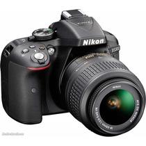 Nikon Reflex D5300 Kit 18-55mm Wi-fi Gps Fullhd + Memo 16gb