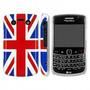 Funda Tapa Acrilica Blackberry 9700 9780 Bandera Inglaterra