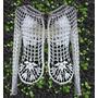 New Out Camperita Crochet Tejido Primavera Verano Otoño