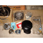 Kit Piston,aros,perno Y Seguros Daelim Liberty 50 Original