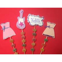 Souvenirs Violetta Con Gomitas