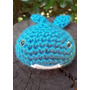 Ballena Crochet Amigurumi Muñeco Llavero Souvenir Decoración