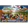 Set De 6 Muñecos De Mickey Mouse Club House